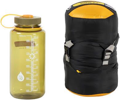 NEMO Siren 45, 850-fill DownTek Ultralight Sleeping Bag/Comforter: Granite, Regular alternate image 0