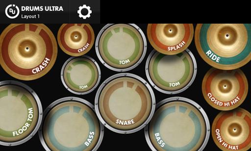 Virtual Drums