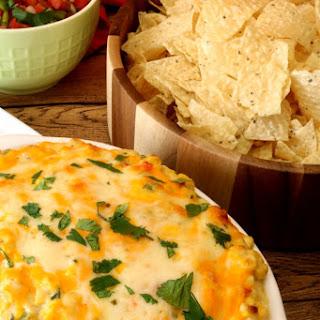 Hot Jalapeño Corn Dip.