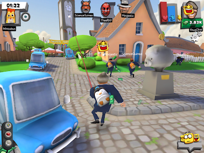 Snipers vs Thieves Screenshot