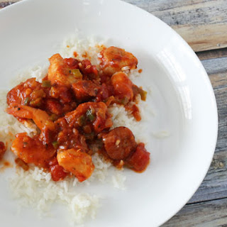 Quick and Easy Creole Sauce.
