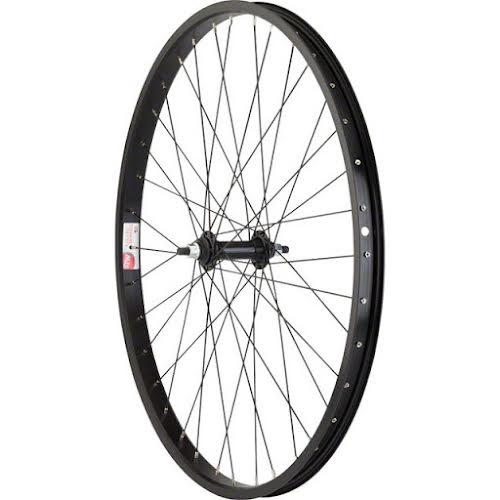 Sta-Tru Front Wheel 26x1.75 Bolt-On with 36 Spokes, Includes Axle Nuts
