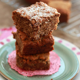 Spiced Date Cake Recipe