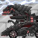 Terminator Tyranno - Combine! Dino Robot icon