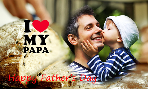 Happy Father's Day Frame screenshot 1