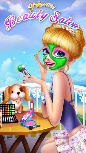 Princess Beauty Salon - Birthday Party Makeup  screenshots 1