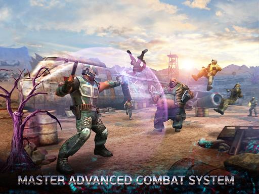 Evolution: Battle for Utopia. Shooting games free 3.5.9 screenshots 9