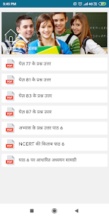 NCERT Solutions Class 9 Science in Hindi Offline for PC-Windows 7,8,10 and Mac apk screenshot 3