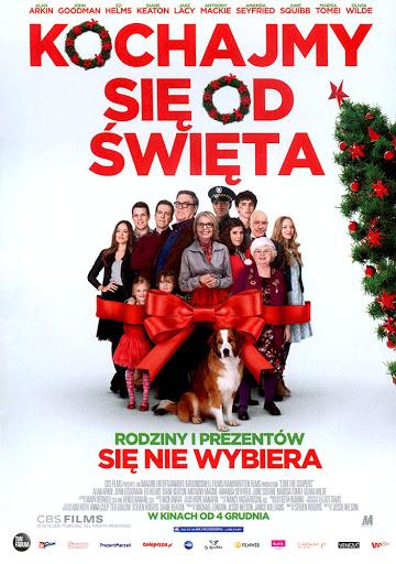 Przód ulotki filmu 'Kochajmy Się Od Święta'