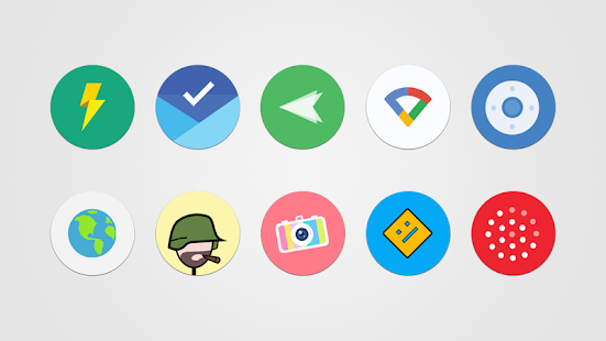 Pixel UX S8 - Icon Pack Screenshot