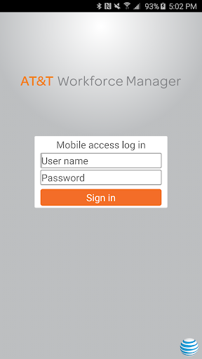 Workforce Manager for AT T