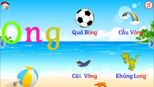 Be Hoc Chu Cai, Van, Doc, Viet Tieng Viet 3.3 screenshots 1