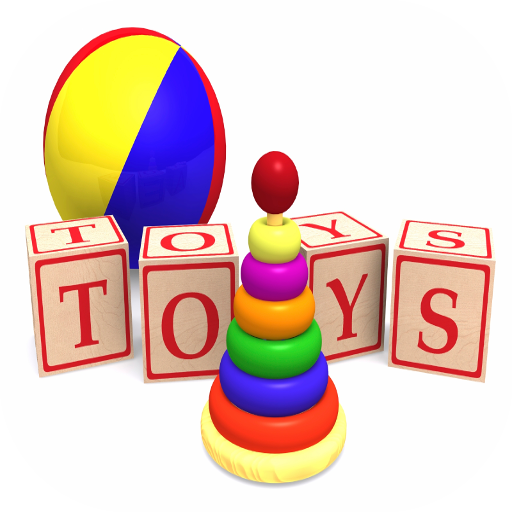 Toys - the incredible toys