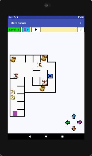 Maze Runner screenshot 6