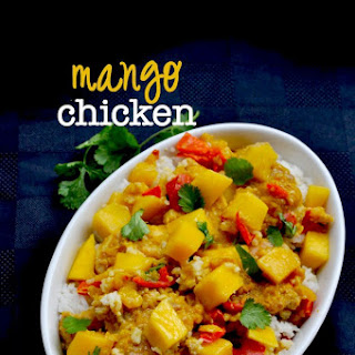 Mango Chicken.