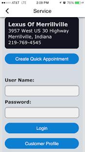 Lexus of Merrillville - náhled