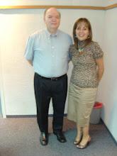 Photo: Lic. Leticia Torres, Consultor de Capacitación del Centro de Desarrollo Humano