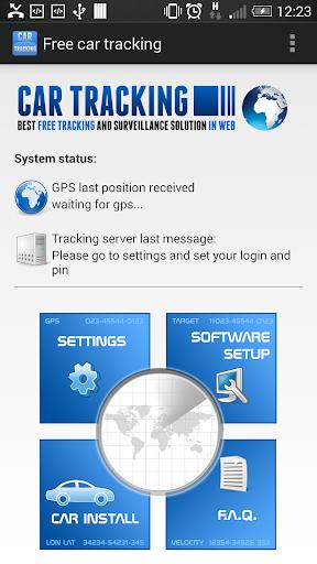 【免費交通運輸App】Free bike moto car GPS tracker-APP點子