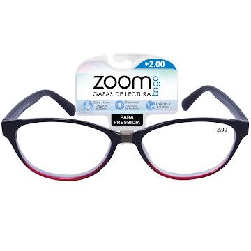 Gafas Zoom Togo Lectura Econo F 1 Aumento +2.00 X1Und.