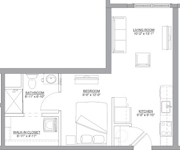 Go to The Gary Floorplan page.