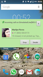 PhoneMondo - Cloud CallerID- screenshot thumbnail