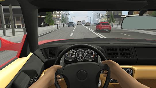 Racing in Car 2 1.2 Mod (Unlimited Money) Apk Download 2