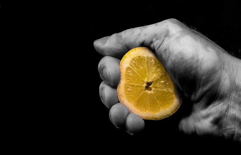 Spremuti come limoni.. di Andrea Calò