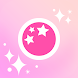 美肌加工♡ピンクフィルター