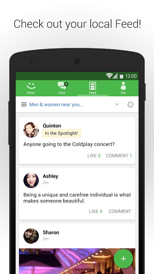 MeetMe: Chat & Meet New People - screenshot