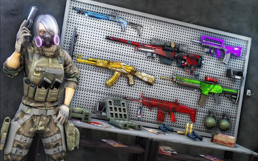 Combat Commando Gun Shooter apkmr screenshots 4