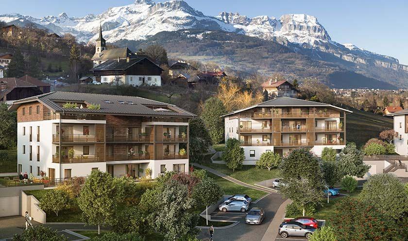 Côté Mont-Blanc