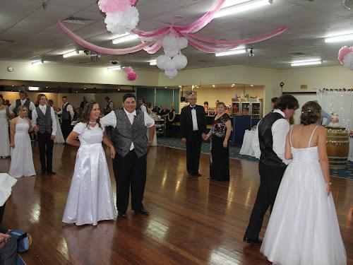 Wee Waa Debutante Ball fun dance