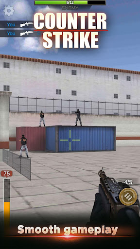 Counter And Strike: shooting games 2020 android2mod screenshots 4