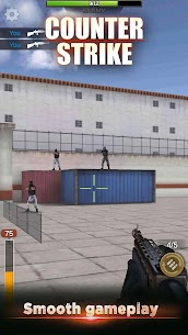Counter Strike Battlefield: shooting FPS ganes 3D 4
