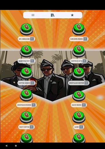 Coffin Dance | Meme Prank Soundboard screenshot 9