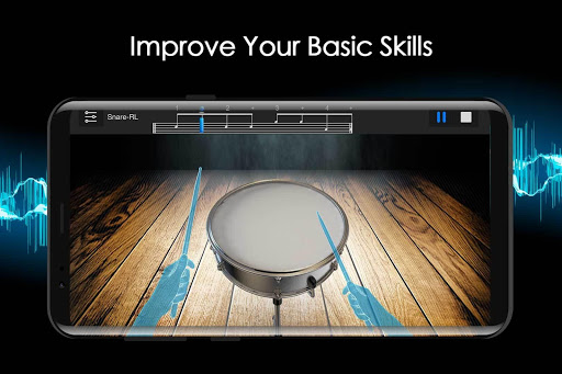 Easy Jazz Drums for Beginners: Real Rock Drum Sets 1.1.3 5