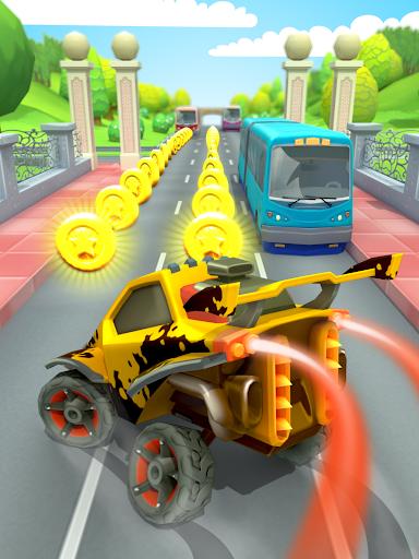 Car Racing Run