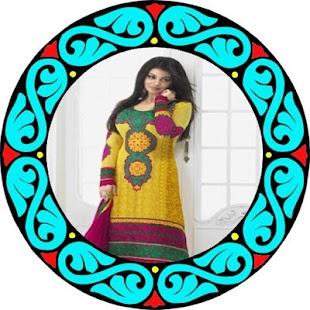 Design Suits Salwar Kameez HD - náhled