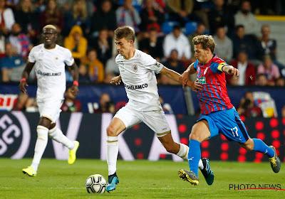 Europa League : un but de Mbokani qualifie l'Antwerp pour les barrages !