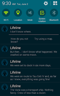 Lifeline- screenshot thumbnail