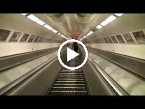 Video: hungary, travel, metro, kossuth, lajos, budapest