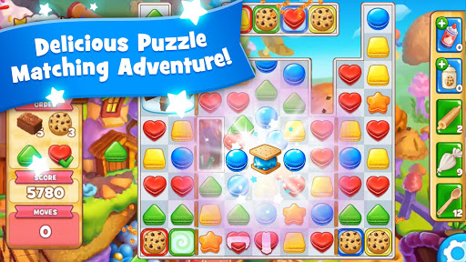 Cookie Jam - Match 3 Games & Free Puzzle Game  mod screenshots 1