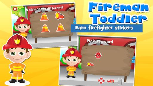 Fireman Toddler School Free screenshots apkspray 4