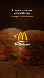McDelivery- India West & South- screenshot thumbnail