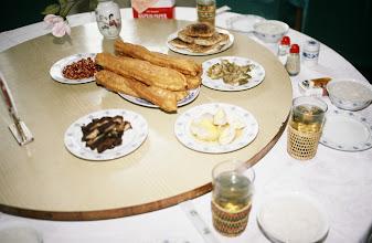 Photo: 10939 上海/ホテル/朝食/油条