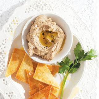 Chicken Liver Pâté.