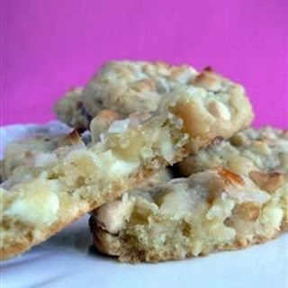 White Chocolate Macadamia Nut Cookies IV
