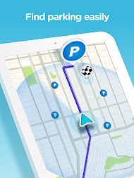Waze - GPS, Maps, Traffic Alerts & Live Navigation APK screenshot thumbnail 14