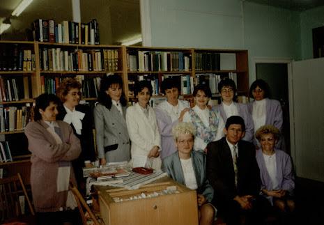 Szolnok Hild Viktor Könyvtár 1996