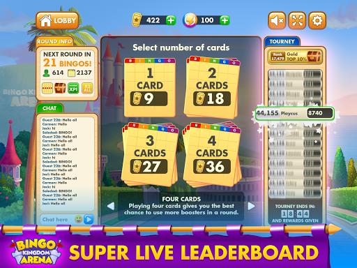 Bingo Kingdom Arena: Best Free Bingo Games 0.0.53 screenshots 12